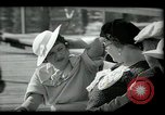 Image of tourists at restaurants West Palm Beach Florida USA, 1936, second 36 stock footage video 65675031877