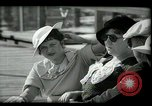 Image of tourists at restaurants West Palm Beach Florida USA, 1936, second 37 stock footage video 65675031877