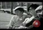 Image of tourists at restaurants West Palm Beach Florida USA, 1936, second 38 stock footage video 65675031877