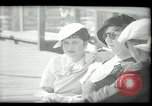 Image of tourists at restaurants West Palm Beach Florida USA, 1936, second 40 stock footage video 65675031877