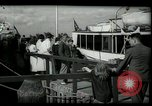 Image of tourists at restaurants West Palm Beach Florida USA, 1936, second 42 stock footage video 65675031877