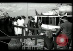 Image of tourists at restaurants West Palm Beach Florida USA, 1936, second 43 stock footage video 65675031877