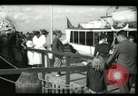 Image of tourists at restaurants West Palm Beach Florida USA, 1936, second 47 stock footage video 65675031877