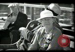 Image of tourists at restaurants West Palm Beach Florida USA, 1936, second 54 stock footage video 65675031877