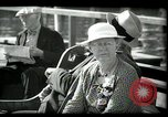 Image of tourists at restaurants West Palm Beach Florida USA, 1936, second 55 stock footage video 65675031877