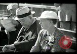 Image of tourists at restaurants West Palm Beach Florida USA, 1936, second 57 stock footage video 65675031877