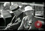 Image of tourists at restaurants West Palm Beach Florida USA, 1936, second 61 stock footage video 65675031877
