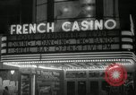 Image of clubs and casinos Miami Florida USA, 1936, second 13 stock footage video 65675031883