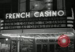 Image of clubs and casinos Miami Florida USA, 1936, second 14 stock footage video 65675031883