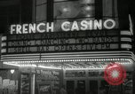 Image of clubs and casinos Miami Florida USA, 1936, second 16 stock footage video 65675031883