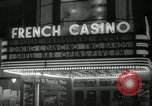 Image of clubs and casinos Miami Florida USA, 1936, second 20 stock footage video 65675031883