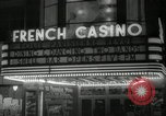 Image of clubs and casinos Miami Florida USA, 1936, second 21 stock footage video 65675031883