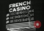 Image of clubs and casinos Miami Florida USA, 1936, second 31 stock footage video 65675031883