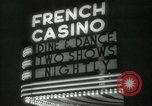 Image of clubs and casinos Miami Florida USA, 1936, second 32 stock footage video 65675031883
