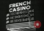 Image of clubs and casinos Miami Florida USA, 1936, second 35 stock footage video 65675031883