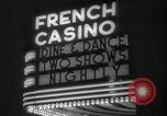 Image of clubs and casinos Miami Florida USA, 1936, second 40 stock footage video 65675031883