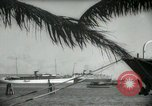Image of yacht Miami Florida USA, 1936, second 7 stock footage video 65675031889