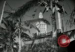 Image of yacht Miami Florida USA, 1936, second 16 stock footage video 65675031889