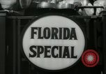 Image of Tourist activities in West Palm Beach West Palm Beach Florida USA, 1936, second 19 stock footage video 65675031894