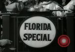 Image of Tourist activities in West Palm Beach West Palm Beach Florida USA, 1936, second 21 stock footage video 65675031894