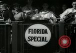 Image of Tourist activities in West Palm Beach West Palm Beach Florida USA, 1936, second 25 stock footage video 65675031894