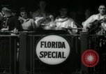 Image of Tourist activities in West Palm Beach West Palm Beach Florida USA, 1936, second 26 stock footage video 65675031894