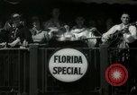 Image of Tourist activities in West Palm Beach West Palm Beach Florida USA, 1936, second 28 stock footage video 65675031894