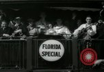 Image of Tourist activities in West Palm Beach West Palm Beach Florida USA, 1936, second 31 stock footage video 65675031894