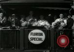 Image of Tourist activities in West Palm Beach West Palm Beach Florida USA, 1936, second 32 stock footage video 65675031894