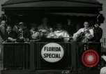 Image of Tourist activities in West Palm Beach West Palm Beach Florida USA, 1936, second 33 stock footage video 65675031894