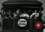 Image of Tourist activities in West Palm Beach West Palm Beach Florida USA, 1936, second 34 stock footage video 65675031894
