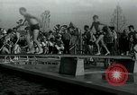 Image of trailer camp Miami Florida USA, 1936, second 1 stock footage video 65675031901