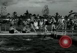 Image of trailer camp Miami Florida USA, 1936, second 9 stock footage video 65675031901