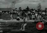 Image of trailer camp Miami Florida USA, 1936, second 11 stock footage video 65675031901
