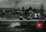 Image of trailer camp Miami Florida USA, 1936, second 13 stock footage video 65675031901