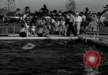 Image of trailer camp Miami Florida USA, 1936, second 19 stock footage video 65675031901