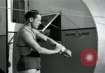 Image of trailer camp Miami Florida USA, 1936, second 38 stock footage video 65675031901