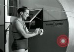 Image of trailer camp Miami Florida USA, 1936, second 39 stock footage video 65675031901