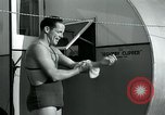 Image of trailer camp Miami Florida USA, 1936, second 40 stock footage video 65675031901