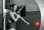 Image of trailer camp Miami Florida USA, 1936, second 41 stock footage video 65675031901