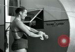Image of trailer camp Miami Florida USA, 1936, second 42 stock footage video 65675031901