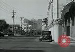 Image of tourists Miami Florida USA, 1936, second 2 stock footage video 65675031909