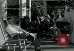 Image of tourists Miami Florida USA, 1936, second 23 stock footage video 65675031909