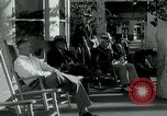 Image of tourists Miami Florida USA, 1936, second 27 stock footage video 65675031909
