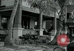 Image of tourists Miami Florida USA, 1936, second 60 stock footage video 65675031909