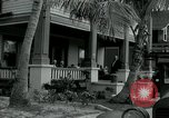Image of tourists Miami Florida USA, 1936, second 61 stock footage video 65675031909