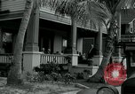 Image of tourists Miami Florida USA, 1936, second 62 stock footage video 65675031909