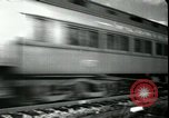 Image of passenger train West Palm Beach Florida USA, 1936, second 11 stock footage video 65675031917