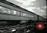 Image of passenger train West Palm Beach Florida USA, 1936, second 13 stock footage video 65675031917