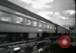 Image of passenger train West Palm Beach Florida USA, 1936, second 14 stock footage video 65675031917